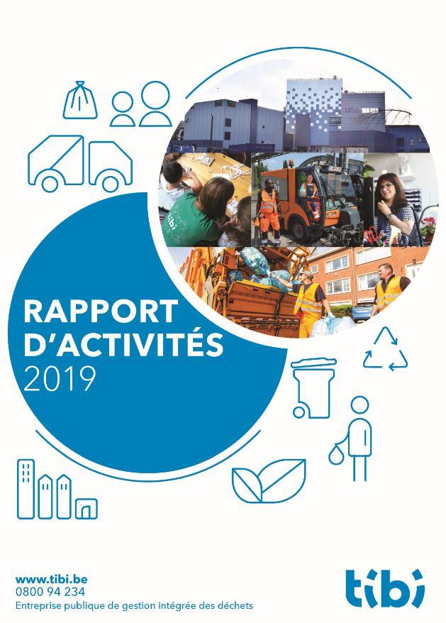 rapport complet d'activités 2019