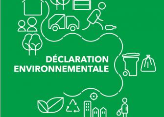 Déclaration environnementale 2020 (Données 2019)