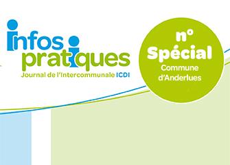 I.C.D.I. Infos Pratiques n° Spécial Commune d'Anderlues