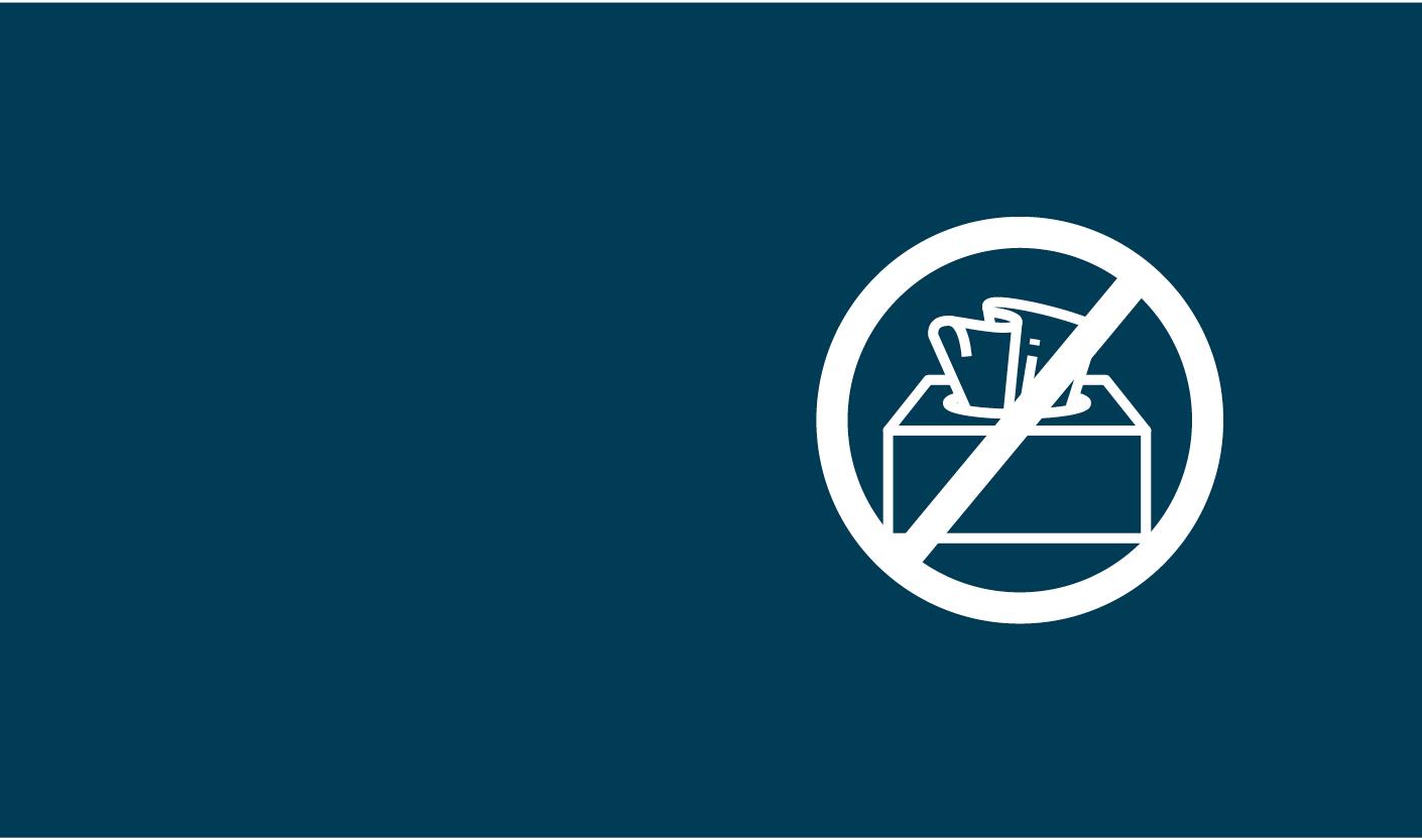 Masques jetables, mouchoirs en papier, interdits dans les papiers-cartons!